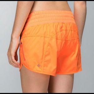 RARE Lululemon Tracker Shorts
